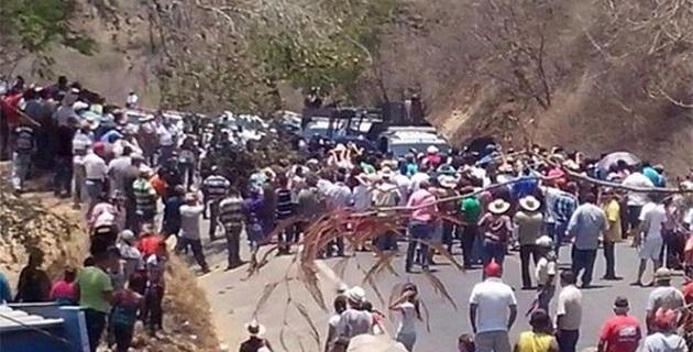 Cabe señalar que Estanislao Beltrán había anunciado por la mañana que perfilaban entrar a los municipios de Arteaga y Tumbiscatío para buscar criminales