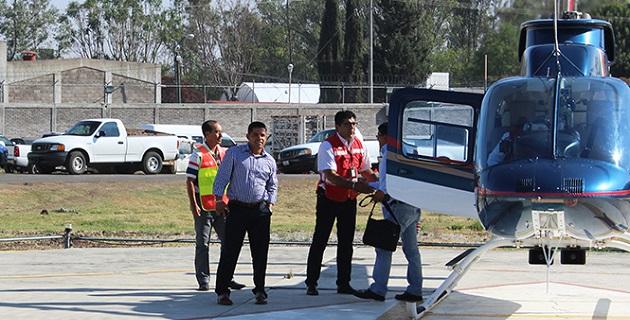 El alcalde del puerto de Lázaro Cárdenas fue trasladado a la capital de Michoacán durante las primeras horas de este lunes para responder por los delitos que se le imputan