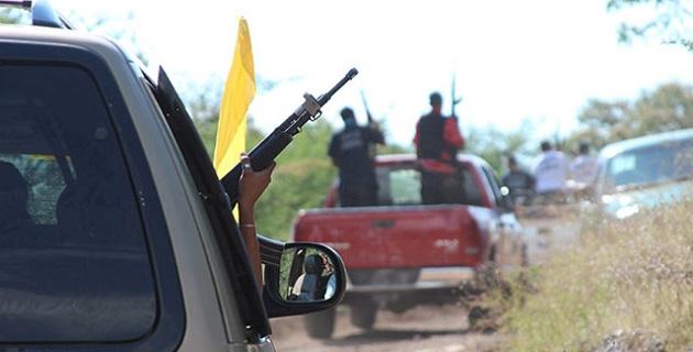 """""""Todo civil que transite armado en Michoacán será detenido"""", esto, como medida para fortalecer la seguridad en la entidad"""": Castillo Cervantes"""