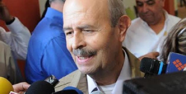 Vallejo Figueroa, anunció que solicitará un nuevo permiso para ausentarse durante varios días de su cargo durante el mes de junio