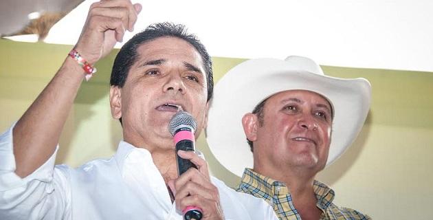 La problemática por falta de obras y servicios son comunes a todos los michoacanos, señaló Aureoles Conejo