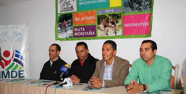 Tras 9 años de ausencia, este serial regresa a la entidad, gracias al apoyo del Ayuntamiento de Morelia