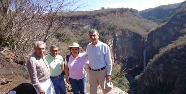 El sitio constituye una de las 44 áreas naturales protegidas que hay en Michoacán y no había sido objeto de atención desde hace cerca de 6 años en lo que corresponde a mejoramiento de sus áreas