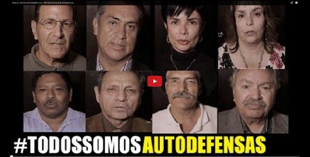 El video cuenta con la participación de personalidades reconocidas como el sacerdote Alejandro Solalinde, defensor de los derechos de los migrantes