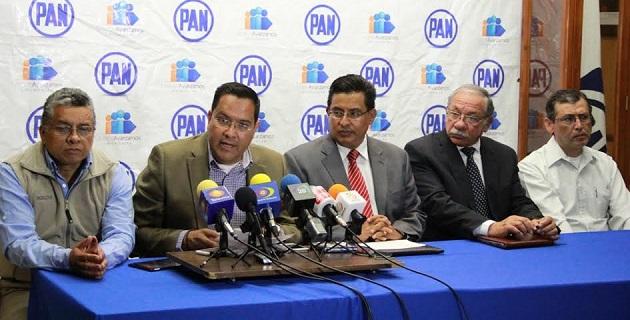Said Mendoza, secretario de Acción de Gobierno de la dirigencia estatal, señaló que tras un minucioso análisis se ha considerado conveniente sumarse al acuerdo, pero serán los cabildos los que decidirán libremente