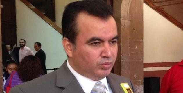 Anaya Gómez presentó ante el pleno del Congreso del Estado una iniciativa para proponer que el nombramiento o destitución del contralor estatal no dependa del titular del Ejecutivo estatal