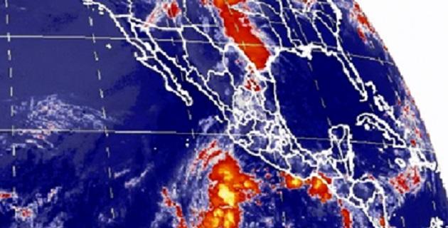 """""""Amanda"""" lleva vientos máximos sostenidos de 65 kilómetros por hora y se ubicaba frente a las costas del occidental estado de Michoacán"""