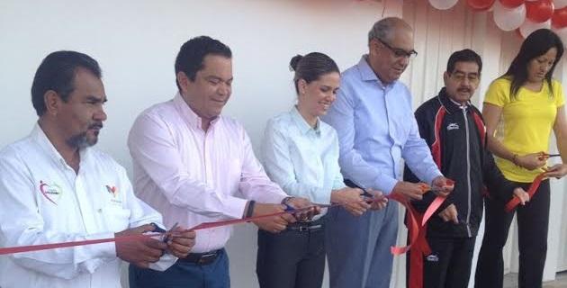 En el evento, el presidente de la Liga Municipal de Voleibol de Morelia, Javier Padilla Aguirre destacó el beneficio que traerá para los más de mil integrantes de los 80 equipos afiliados a la liga