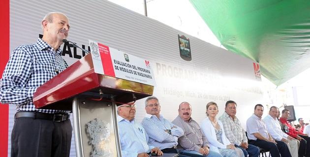 Las Centrales de Maquinaria, un programa visionario que ya es punto de interés para otras entidades y países de América Latina
