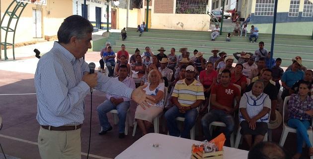 El secretario de Urbanismo y Medio Ambiente en Michoacán, Mauro Ramón Ballesteros, destacó el interés de ambos niveles de gobierno por atender las necesidades de los michoacanos