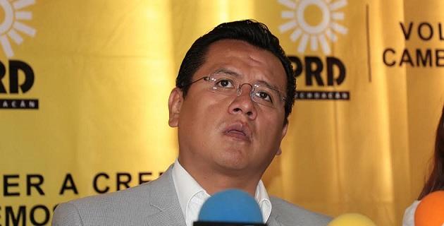 En cuanto al quinto aniversario del michoacanazo, Torres Piña demandó que no se repitan los errores del calderonismo en el combate a la criminalidad