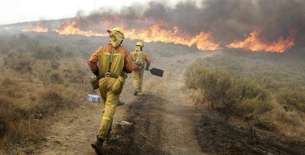 Los incendios se derivan principalmente a causa de las quemas agropecuarias, fumadores, fogatas e intencionalidad; es decir, en todas las causales incide la mano del hombre