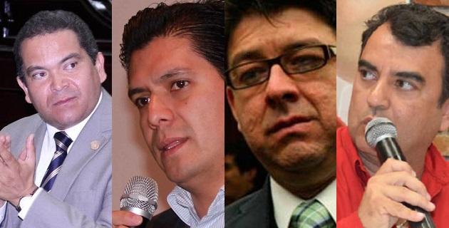 En Morelia, en los próximos comicios concurrentes de 2015, en Morelia estarán en juego no sólo la gubernatura de Michoacán y el ayuntamiento, sino cuatro diputaciones locales y dos federales