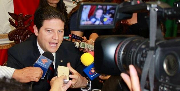 Lo anterior en el marco de la conmemoración del Día de la Libertad de Expresión en México, fecha que se celebra el 7 de junio de cada año