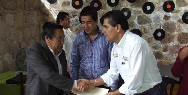 Aureoles Conejo refrendó su solidaridad con las organizaciones, cámaras, consejos y asociaciones que han manifestado su preocupación ante los constantes cambios de titular en el área económica