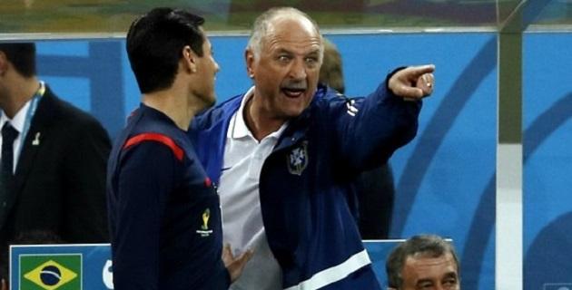 """""""Felipao"""" felicitó a sus jugadores por poder sobreponerse a la presión de iniciar un Mundial en casa y hacerlo con un gol en contra en los primeros minutos, aunque destacó lo hecho por Oscar"""