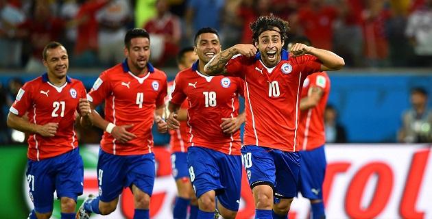 Con este resultado, Chile queda empatado con tres unidades en la cima del Grupo B junto al seleccionado holandés, mientras que Australia está empatado en el fondo del pelotón con España al tener cero unidades