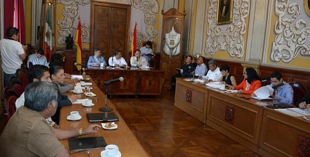 El dictamen presentado por la Comisión de Gobernación del máximo órgano colegiado del gobierno de Morelia, fue debidamente revisado previo a su presentación ante el pleno y aprobación