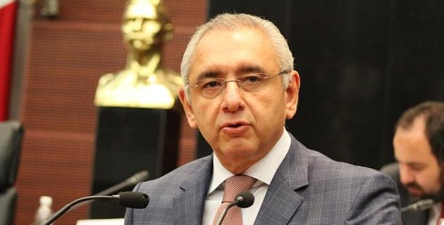 El legislador panista indicó que el ex rector de la UNMSH es un perfil que puede tender puentes entre todos los sectores de la sociedad, los institutos políticos, los empresarios y la administración estatal