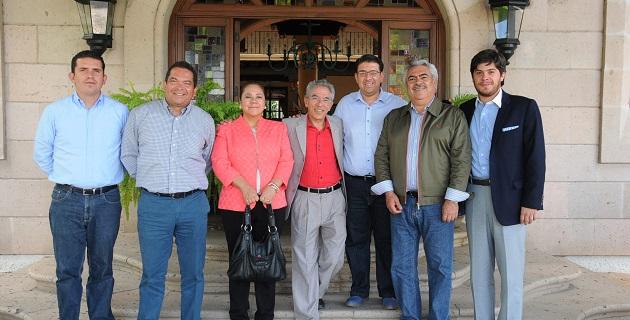Este domingo, Jara Guerrero avanzó en el análisis de la estructura administrativa con el propósito de lograr la eficiencia de las diversas dependencias gubernamentales