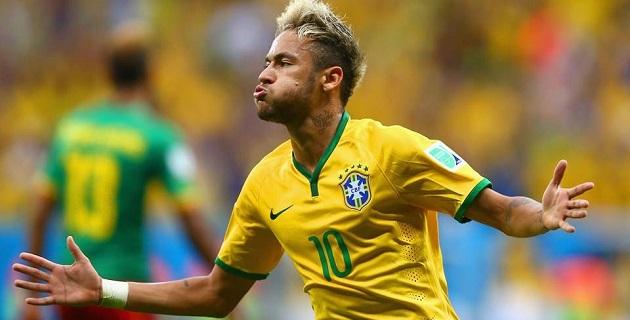"""Al terminar la fase de grupos, queda en claro que la única arma que tiene Brasil hasta ahora para aspirar al """"hexacampeonato"""" en casa es Neymar, un jugador capaz de hacer la diferencia incluso en un equipo plagado de problemas"""