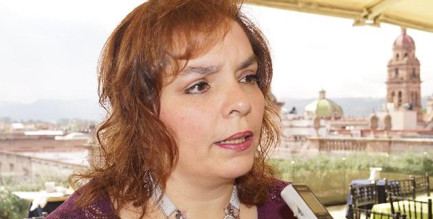 La presidenta de la Comisión de Justicia en el Congreso del Estado recalcó que no tiene confirmación oficial de que Juárez Davis haya sido nombrado secretario de Finanzas