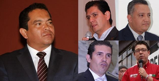 Por ejemplo, el primer beneficiado con el nuevo cargo que ocupará el hasta hoy diputado local es el actual diputado federal por el PVEM, Ernesto Núñez Aguilar, ya que de manera automática le quitan al que él veía como su principal escollo