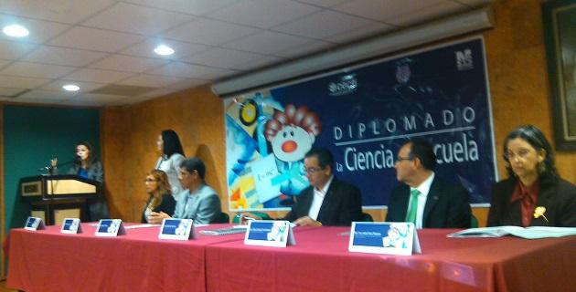 El curso redundará en beneficio de 11 mil 669 alumnos de educación básica de 22 municipios en Michoacán