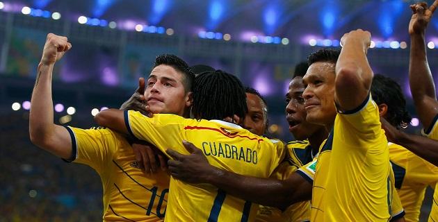 Colombia jugará el partido de cuartos de final contra Brasil en el estadio Castelão de Fortaleza el viernes 4 de julio, a las 17:00 hora local