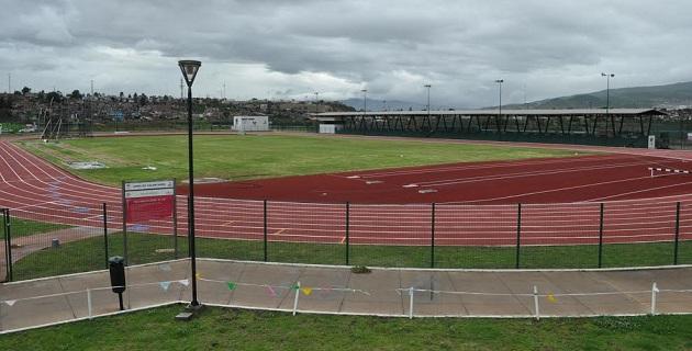 Para poder contar con un espacio de primer nivel, se realizaron diversas obras y adecuaciones en el Complejo Deportivo Bicentenario, para convertirlo en uno de los mejores espacios deportivos del país