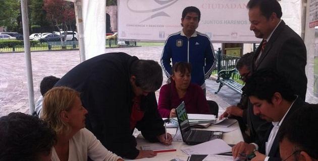 Arturo Hernández informó que en el evento realizado este sábado se afiliaron 357 simpatizantes más a su movimiento, sumando ya más de 3 mil en el estado