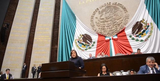 Desde el Legislativo, diputados federales de Acción Nacional sumarán esfuerzos para promover leyes que protejan mejor a la niñez mexicana en el extranjero, a pesar de la oposición de los representantes del PRI, expresó Álvarez Tovar
