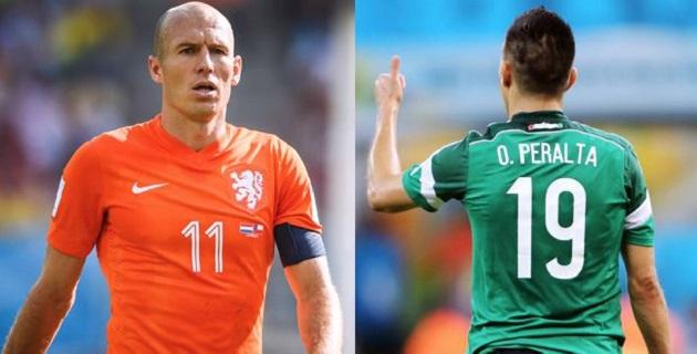 Tanto holandeses como mexicanos apuestan al sistema táctico 5-3-2, pero los europeos tienen una clara ventaja con las individualidades