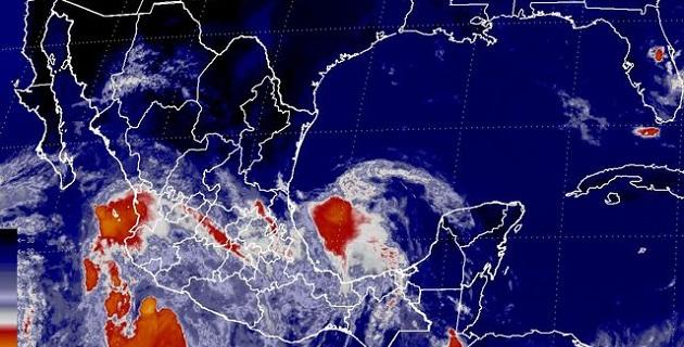 Se exhorta a la población a consultar los avisos que emiten el Servicio Meteorológico Nacional, Protección Civil y las autoridades estatales y municipales