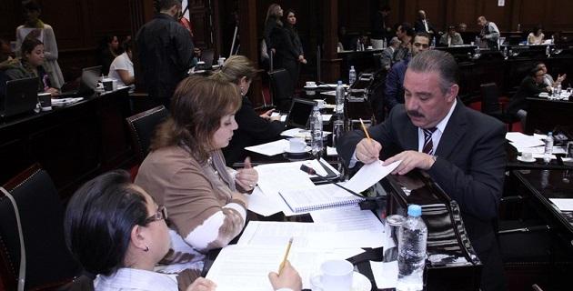 El objetivo es garantizar procesos más expeditos, acordes con la realidad michoacana en materia jurisdiccional electoral