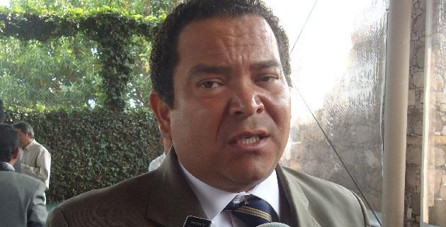"""""""Para los ciudadanos michoacanos este tipo de acciones deben ser investigadas y si existe delito que perseguir aplicarse la justicia conforme a la ley"""", expuso Oseguera Méndez"""