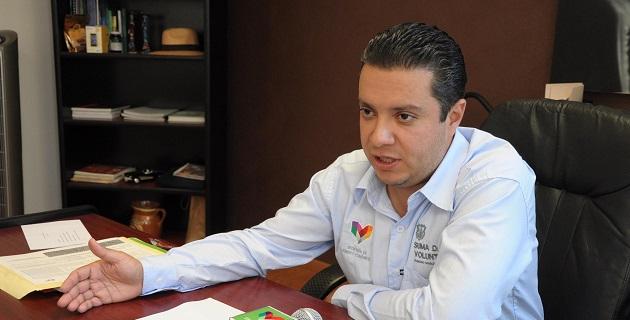 El Secretario de Fomento Económico, Luis Navarro García, informó que esta Feria se llevará a cabo en el Centro de Convenciones y Exposiciones de la ciudad