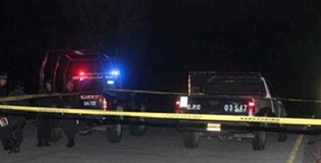 Según los primeros informes, la agresión contra el mando policial se registró minutos después de las 21:00 horas, mientras circulaban en un vehículo oficial a la altura de la comunidad de Iratzio