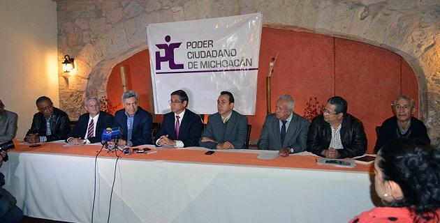 Para los integrantes de Poder Ciudadano, la opacidad en la aplicación del Plan Michoacán se presta a la discrecionalidad y al chantaje político por parte del gobierno federal