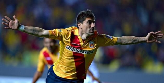 El técnico del equipo, Ángel David Comizzo, prácticamente ya no cuenta con el atacante sudamericano, que en más de una ocasión manifestó su idea de jugar en su país de nueva cuenta