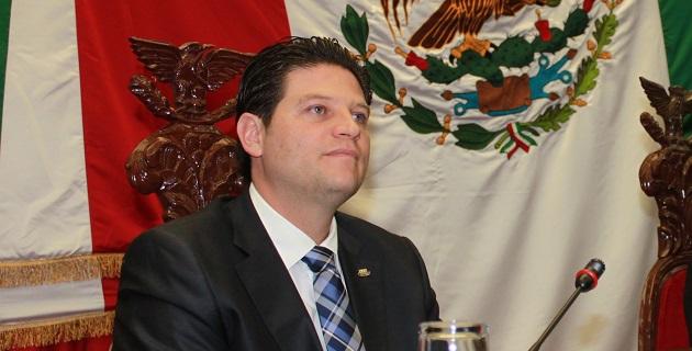 El diputado local señaló que durante este año legislativo, que inició el pasado 15 de septiembre de 2013, la 72 Legislatura logró conciliar acuerdos que permitirán asegurar reformas únicas  para Michoacán