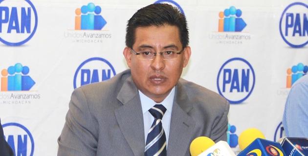 Chávez Zavala señaló que el PRI no ha terminado de depurar esa red de complicidades político-electorales-gubernamentales que durante los últimos años el PAN ha denunciado