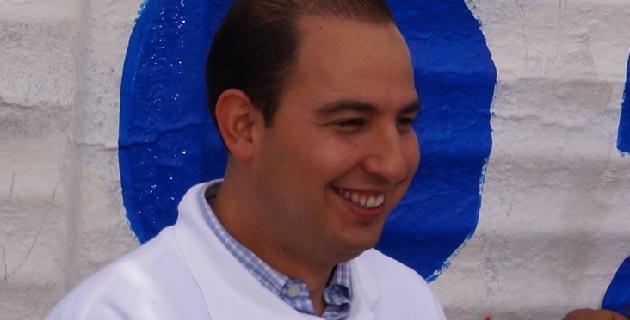Cortés Mendoza consideró que con el PAN en la gubernatura las cosas pueden cambiar en la entidad