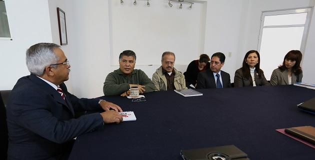 Sepúlveda López llamó a los nuevos funcionarios a sumar esfuerzos por la calidad en la educación