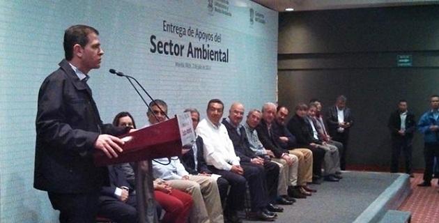 Por ello, resaltó que al margen de atacar la problemática de seguridad, se ha instrumentado una estrategia de apoyo al sector, dijo Alfredo Castillo