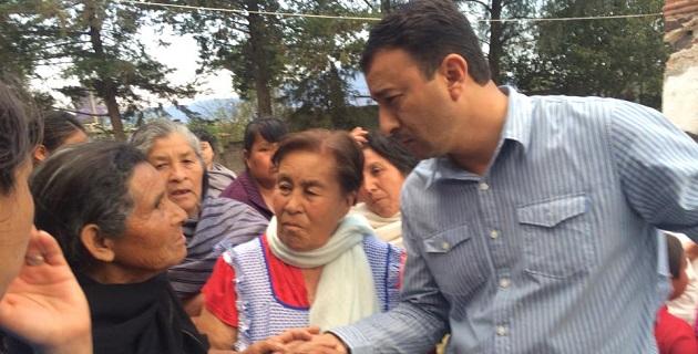 En la actualidad los diversos actores políticos deben sumar esfuerzos y buscar alternativas para apoyar a la población que lo demanda, dijo Bolaños Carmona