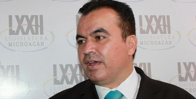 Anaya Gómez puntualizó que la Comisión dictaminadora exhortó al titular del Ejecutivo Estatal, a establecer procedimientos para evaluar las acciones con los municipios y sus resultados
