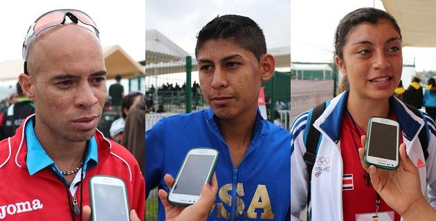 El Campeonato Centroamericano y de Atletismo Sub -18 y Sub-20 se realiza en estos días en el Complejo Deportivo Bicentenario de la capital michoacana