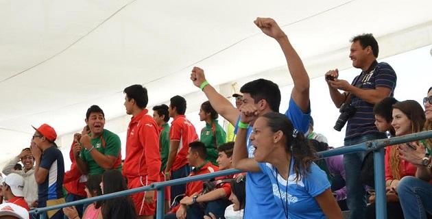 En el Complejo Deportivo Bicentenario XX Campeonato Centroamericano y del Caribe de Atletismo Junior Sub 18 y Sub 20