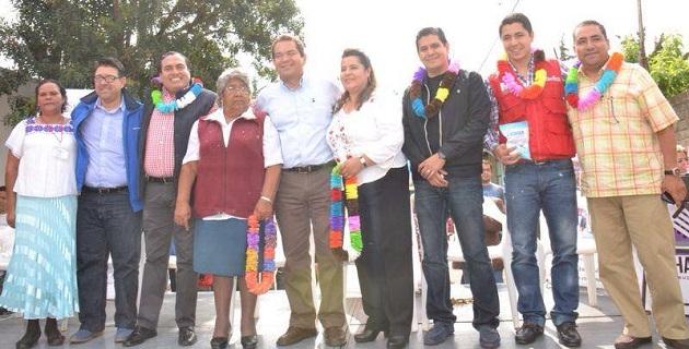 Celis Silva acusó al secretario de Gobierno de encabezar en Tiripetío un acto de entrega de recursos federales con claro tinte de campaña electoral